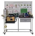 Комплект учебного лабораторного оборудования «Электрические машины, электрические аппараты и электронные преобразователи»