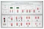 Учебный комплект лабораторного оборудования «Электроснабжение промышленных предприятий»