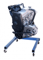 Стенд для разборки и сборки двигателя внутреннего сгорания