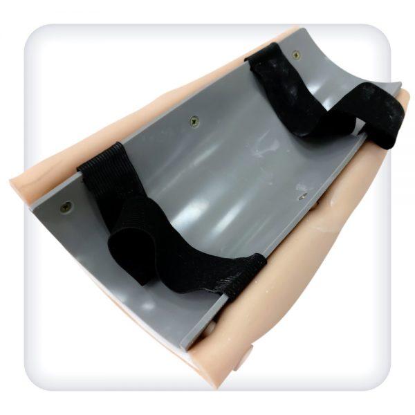 Тренажер-накладка для отработки навыков подкожных инъекций