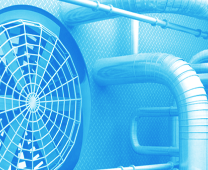 Вентиляция и водоснабжение. Системы ЖКХ