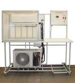 Учебный лабораторный стенд «Изучение холодильной установки»