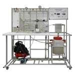 Комплект учебного оборудования «Измерительные приборы давления, расхода, температуры»