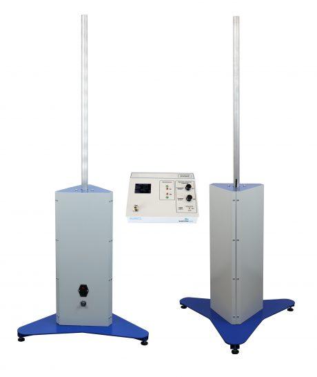 Комплект напольные стойки «Стойка для антенны» с поворотным механизмом и блоком управления