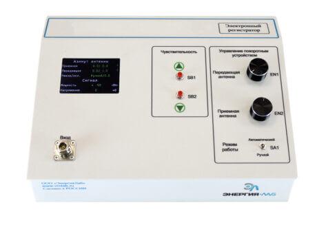 Блок управления стойкой для антенны «Электронный регистратор»