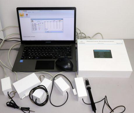 Лабораторный комплект «Датчики физических величин»